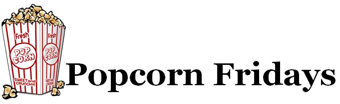 Popcorn Fridays Header
