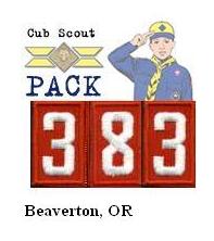 Pack 383 logo